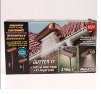 Уличный светильник на солнечной батарее Copper Bright (9)