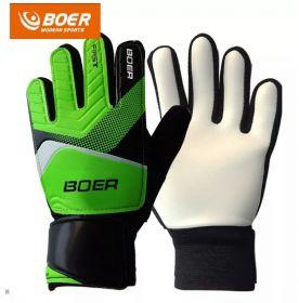 Вратарские перчатки детские BOER First Green 19