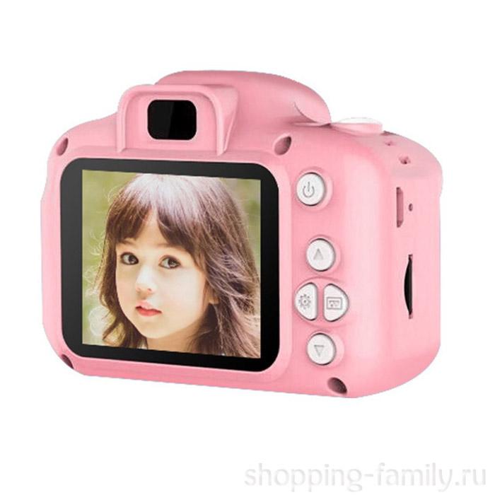 Детская цифровая камера Cartoon Digital Camera