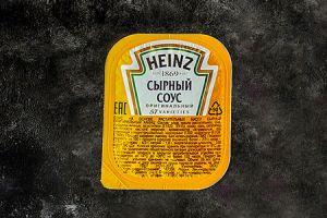 Соус сырный Heinz
