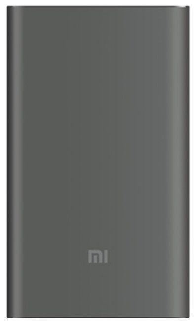 Универсальный внешний аккумулятор (Power Bank) Xiaomi Mi Power Bank Pro 10000 (10000 mAh) (grey)