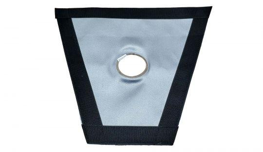Окно-Разделка для окна палатки Woodland под трубу 65 мм из стеклоткани