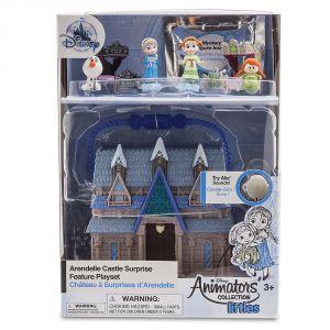 Игровой набор с сюрпризом – Замок Эренделл – Холодное сердце Анна и Эльза