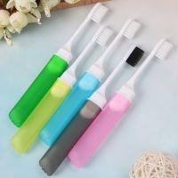 Дорожные зубные щетки Colorful Folding Portable Toothbrush, 5 шт (3)