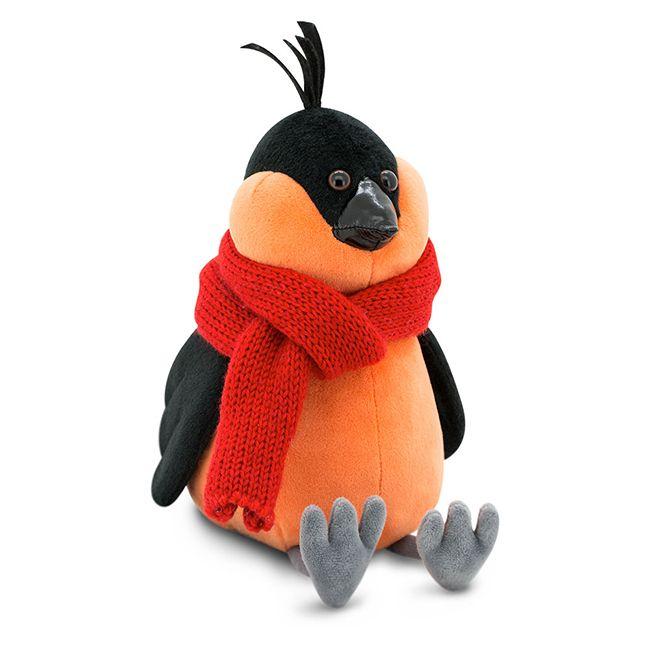 Life Снегирь Красный шарф OS803/20
