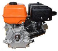 LIFAN 192FD-2T 18A (KP460) 4-хтактный, одноцилиндровый двигатель мощностью 20 л.с. воздушное охлаждение, вал 25 мм, объем 460см³, ручной стартер, без катушек освещения, вес 37 кг.