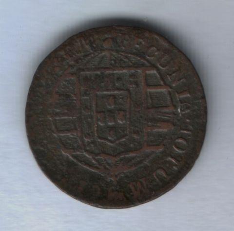 10 рейс 1820 года Португальская Бразилия