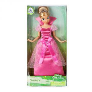 Шарлотта принцесса из мультфильма «Принцесса и лягушка» Дисней