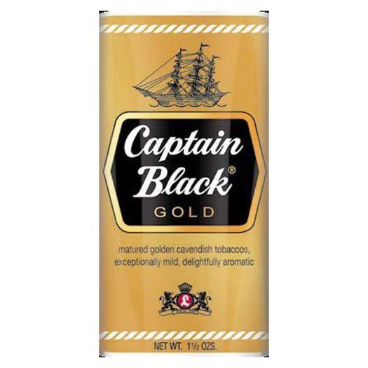 Табак трубочный Captain Black Gold
