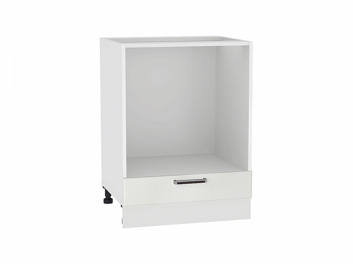 Шкаф нижний под духовку Прага НД600 (Белое дерево)