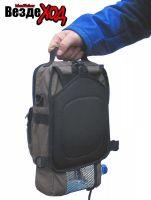 Рюкзак рыболовный Вездеход Олива (фото4)