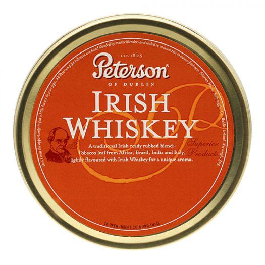Табак трубочный Peterson Irish Whiskey
