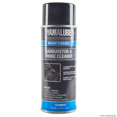 Очиститель Карбюратора и Дроссельной заслонки Yamalube (354 г)