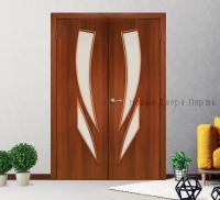 двустворчатая дверь недорого
