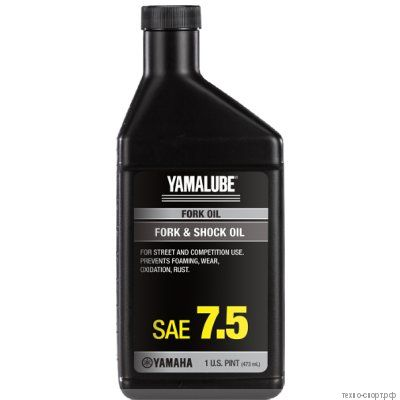 Масло Для Передних Вилок SAE 7.5 (473 мл)