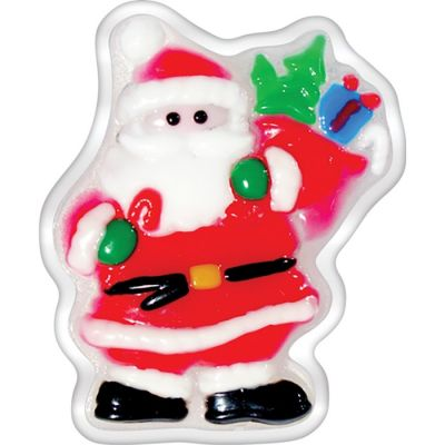 Liss Kroully Skin Juice Подарочное мыло туалетное фигурное Дед Мороз