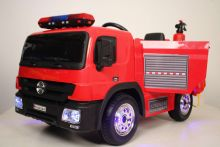 Детский электромобиль River Toys Пожарная машина А222АА