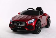 Детский электромобиль River Toys MERCEDES-BENZ AMG GT O008OO глянец