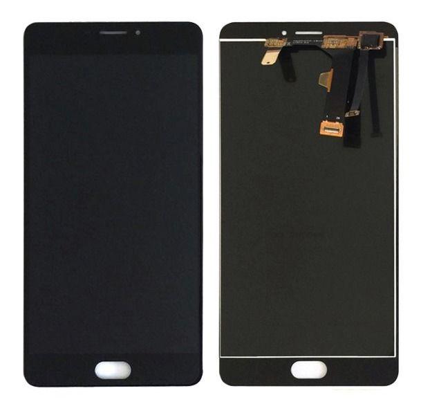LCD (Дисплей) Meizu M3 Max (в сборе с тачскрином) (black)
