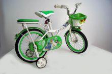 Детский велосипед RIVERBIKE-S-16-GREEN