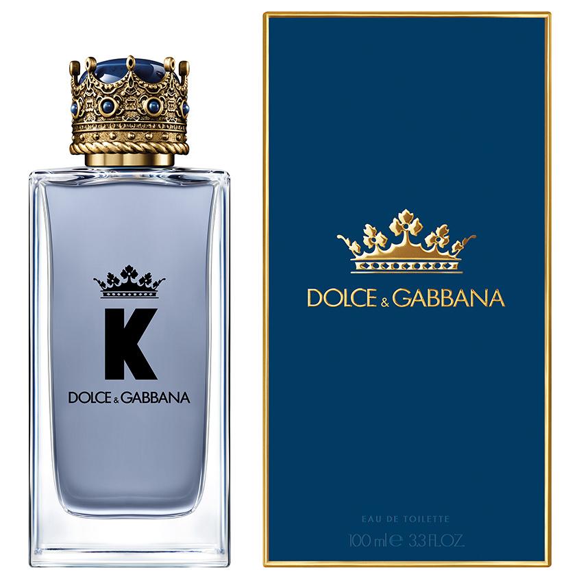 Туалетная вода Dolce & Gabbana K For Men 100 мл
