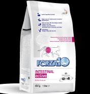 Forza10 Intestinal Active Feline Диетический корм для кошек с расстройствами ЖКТ (1,5 кг)