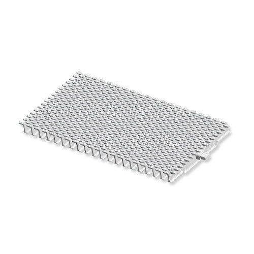 Переливная решетка AquaViva TG-03 Grift Claw с центральным соединением 245x25 мм (белая)