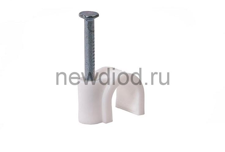 Скоба круглая СК-16 16мм (100штук/упаковка) IN HOME