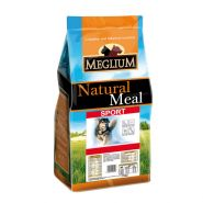 Meglium SPORT Сухой корм для активных собак, 15кг