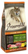 Primordial Grain Free Сухой корм для собак всех пород, с олениной и индейкой 2 кг