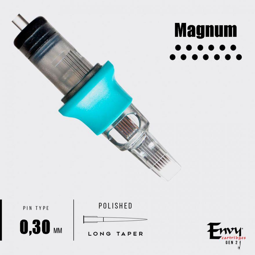 Картриджи Envy Gen 2. Magnum 0,30 mm - 1 шт