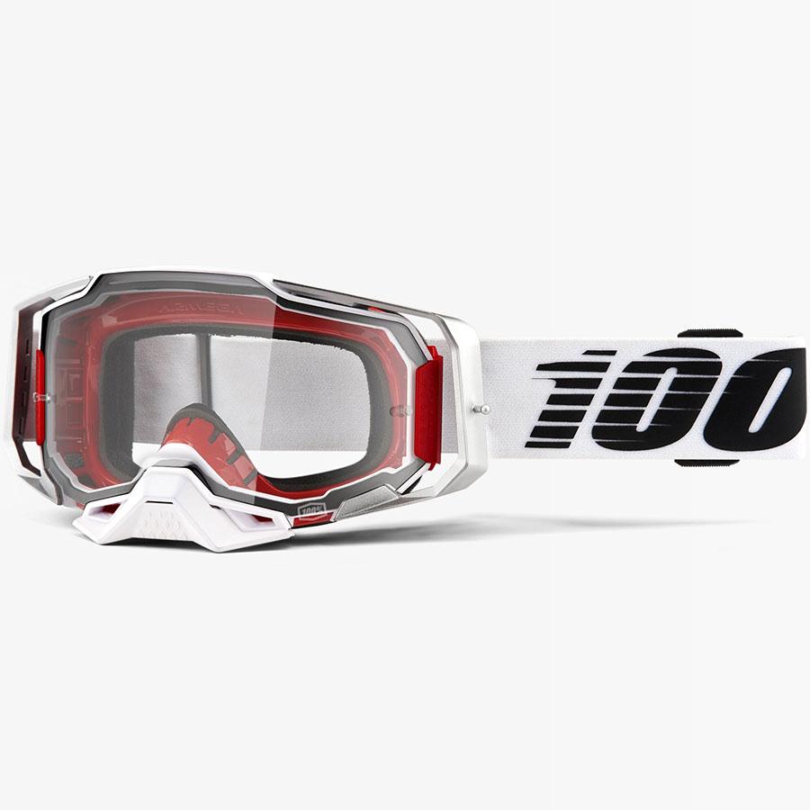 100% Armega Lightsaber Clear Lens, очки