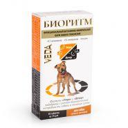 БИОРИТМ для собак средних размеров (10-30 кг) 48таб