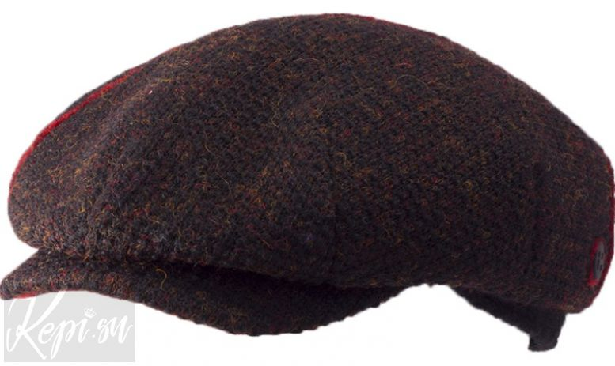 Кепка шерстяная коппола хук феррара (Россия-Италия)