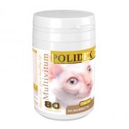 POLIDEX Multivitum витамины для кошек (80 таб)