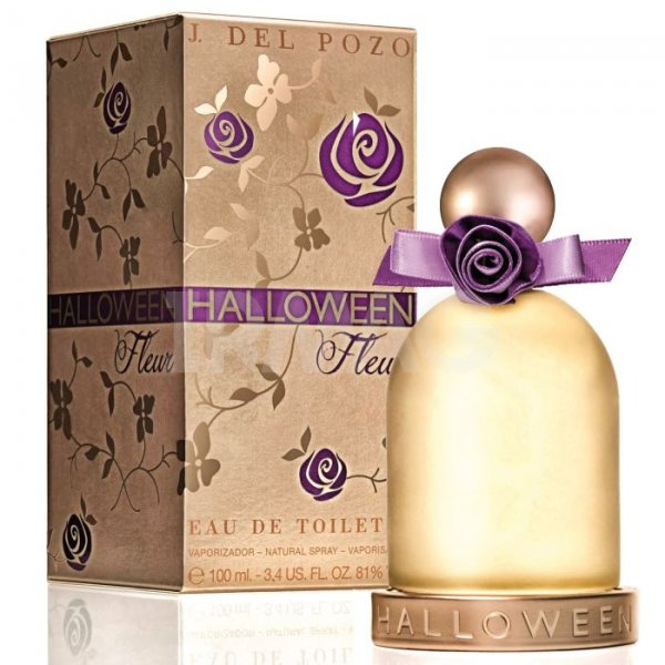J.Del Pozo  Halloween FLEUR