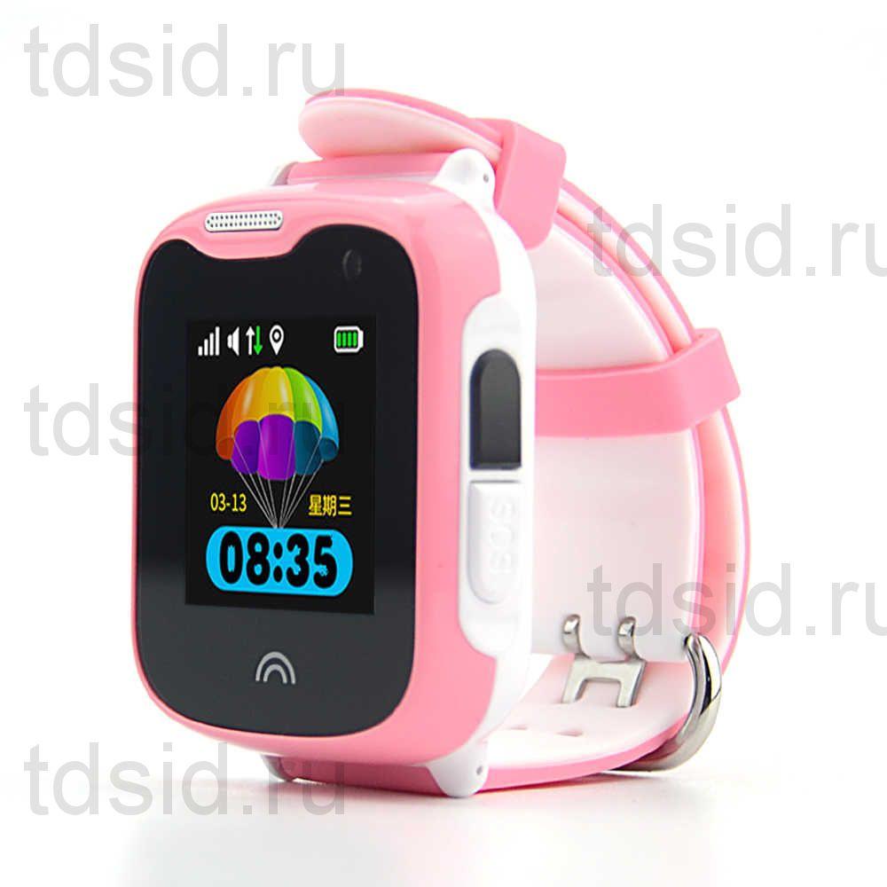 Детские часы с GPS Smart Baby Watch D7