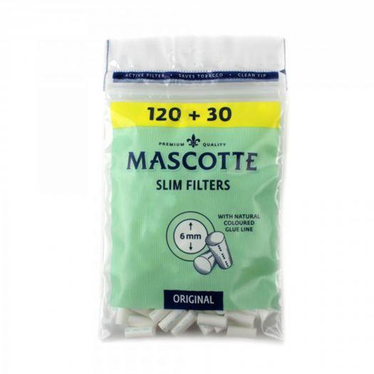 Фильтры MASCOTTE Slim Filters Original