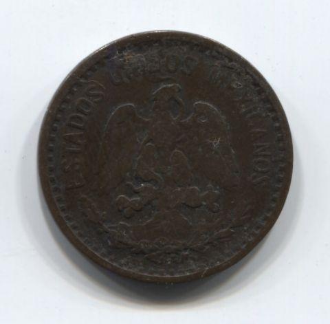 1 сентаво 1906 года Мексика VF-