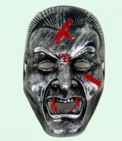 Маска карнавальная вампира Дракула на хэллоуин