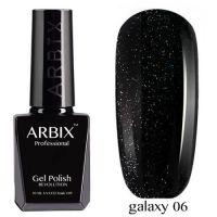 Arbix 006 Galaxy Гель-Лак , 10 мл