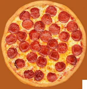 Пицца Пепперони 600г