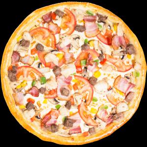 Пицца Пиратская 600г