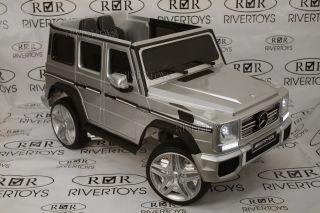 Детский электромобиль River Toys Mercedes-Benz-G65-AMG
