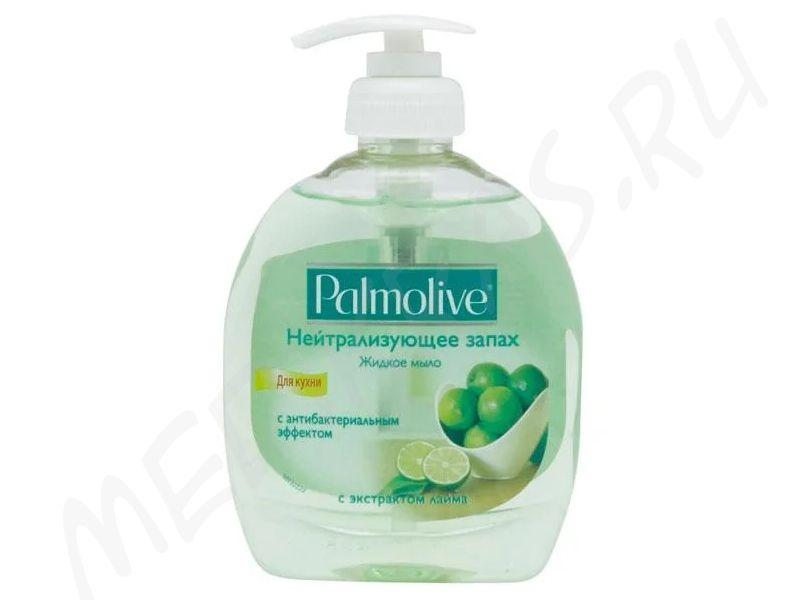 Жидкое мыло Palmolive Лайм с дозатором 300 мл