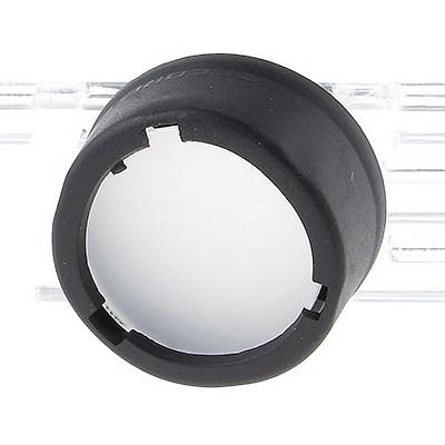 Белый фильтр-рассеиватель Nitecore NFD23 Ø23мм