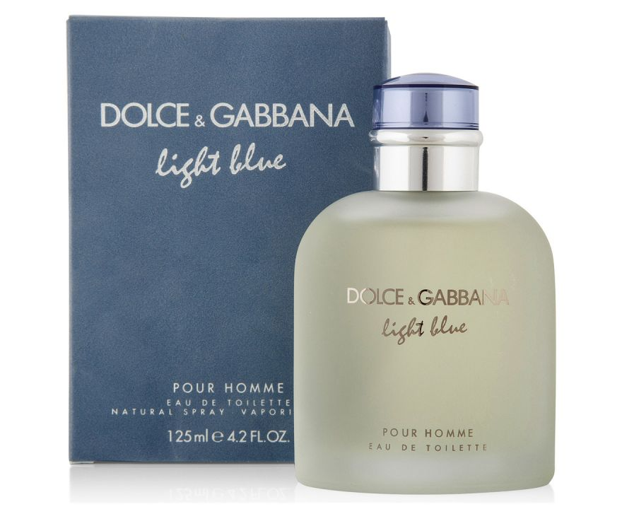"Dolce and Gabbana ""Light Blue Pour Homme"" 125 мл (LUX)"