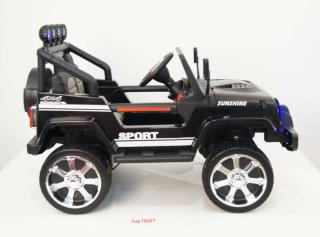 Детский электромобиль River Toys Jeep T008TT 4*4