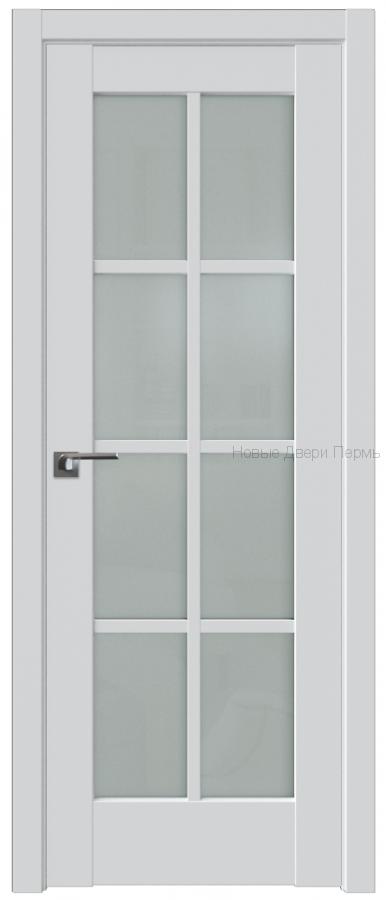 101U Аляска стекло Матовое- PROFIL DOORS межкомнатные двери