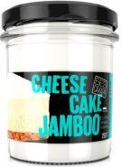 """Сливочный крем """"CHEESECAKE JAMBOO"""" со вкусом чизкейка, ZERO, 290 г"""